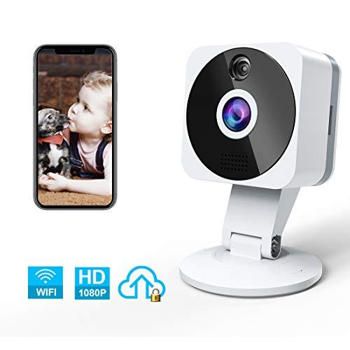 Xiaomi Mijia Hd 1080 P Smart Ip Kamera 130 Grad Fov Nachtsicht 2,4 Ghz Dual-band Wifi Xiaomi Home Kit Sicherheit Monitor 360°-video-kamera