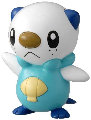 Takaratomy Pokemon Black and White Monster Collection Figure - M-003 - Mijumaru/Oshawott