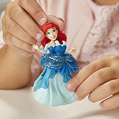 Disney Princess Evening Boat Ride, Ariel & Prince Eric Dolls: Toys & Games