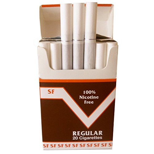 One Pack Made In Usa Since 1998 100  Nicotine Free Cocoa Bean Sticks  Regular Flavor