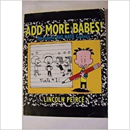 Book Add More Babes!: Awesome Big Nate Comics