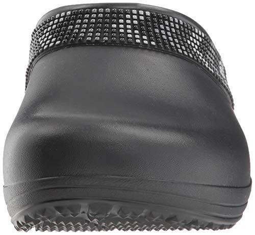 Black Multi Diamante Sloane Crocs Women's Clog q6wIXZP