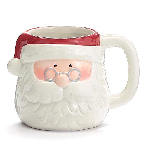 Festive Face Mug (Santa)