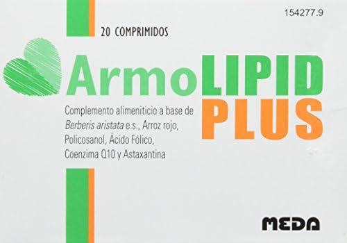 MYLAN Armolipid plus 20 comp
