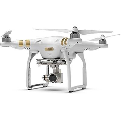 DJI Phantom 3 Professional Quadcopter 4K UHD Video Camera Drone: Camera & Photo