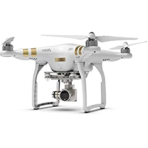 DJI Phantom 3 Professional Quadcopter 4K UHD Video Camera Drone