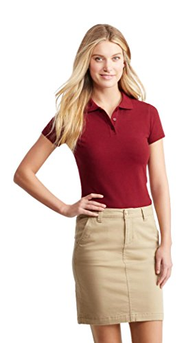 Aeropostale Womens Solid Pocketed Uniform