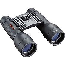 Tasco ES16X32 Essentials Roof Prism Roof MC Box Binoculars, 16 x 32mm, Black