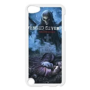 Avenged Sevenfold Ipod Touch 5 Case White GY04C2K4