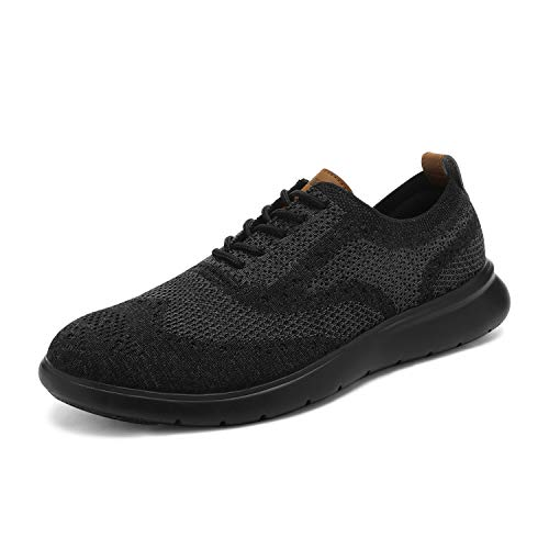 Bruno Marc Men's Mesh Fabric Fashion Sneakers Casual Oxfords Lightweight Breathable Versatile Walking Shoes