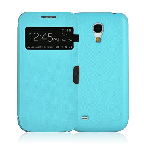 Galaxy S4 Mini Case - Turquoise Smart View Flip Cover for sale  Delivered anywhere in Canada