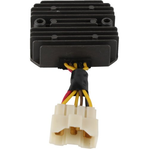 DB Electrical AKI6054 Voltage Regulator Rectifier for 400 KLF400 Kawasaki Bayou 1993 1994 1995 1996 1997 1998 1999 93 94 95 96 97 98 - 1997 Rectifier Kawasaki 1995 Regulator