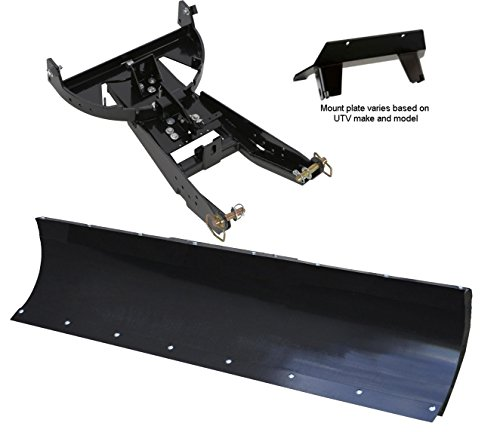 66 Inch Denali Utv Snow Plow Kit Polaris Ranger Midsize