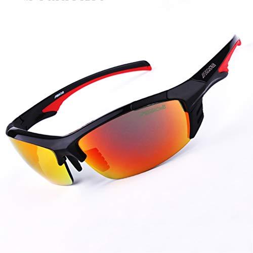 de SX Color Gafas Campo Deportivas Viento a Motocicleta CHENG Gafas Prueba Ajuste C Prueba Mujer Sol CS Espejo de de a Hombre D o Balas para Gafas polarizadas de 6q6Fr