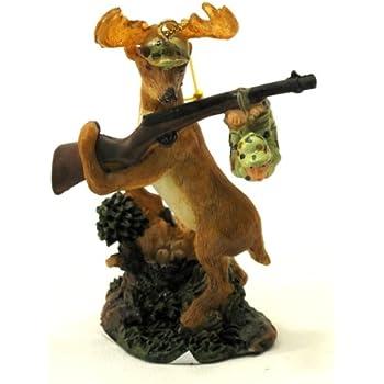 Amazon.com: DEER Hunter rifle HUNTING Christmas tree ...