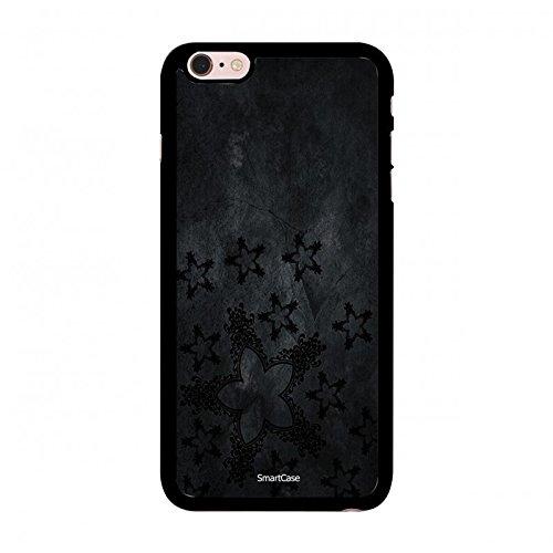 Coque + Verre Trempé pour iPhone 6 Plus / 6S Plus SmartCase® FLOWER FLAG