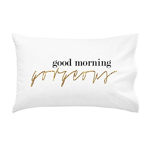 Oh Susannah Gorgeous Anniversary Pillowcase