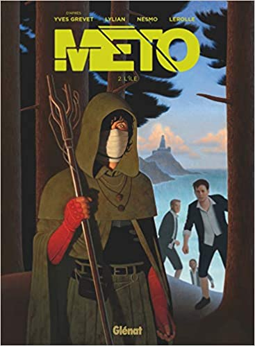 Méto - Tome 02: LÎle (Log-In): Amazon.es: Lylian, Christian ...