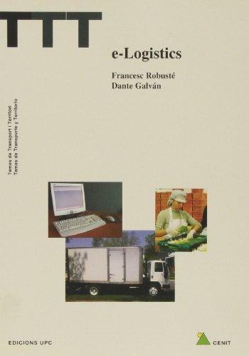 Descargar Libro E-logístics Francesc Robusté Anton