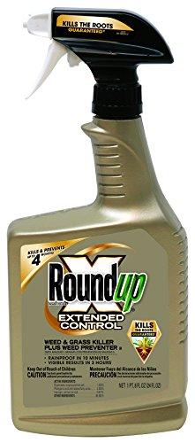 24 Ounce Weed Killer - Roundup Extended Control W&G Killer RTU, 24 Ounce