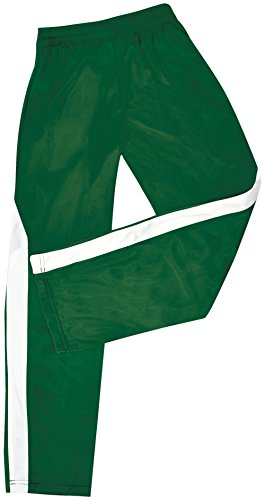 Poly Tricot Pant (Nova Poly Tricot Warm-Up Pants Dark Green Small)