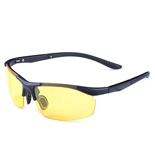 IPOLAR GSG800017C3 Fashionable TAC Lens Movement TR90 Frames - Review Tac Sunglasses