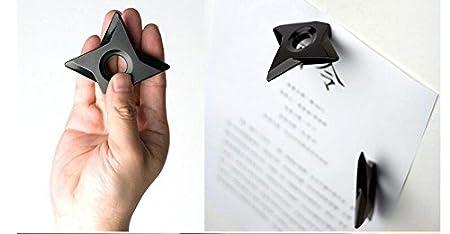 Swikee Imanes para frigorífico, diseño de Estrella Ninja con ...