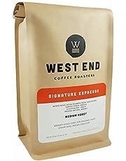West End Coffee Roasters, Signature Espresso, Medium Roast, Whole Bean (14oz), Our #1 Best Selling Medium Roast Espresso in 2018