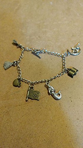 Once Upon A Time charm bracelet , fairy tale