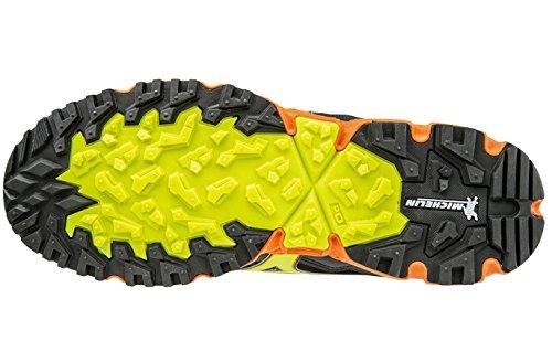 Mizuno Wave Daichi 2 - Chaussures de running - orange/noir Modèle UK 8 (EU 42) 2017