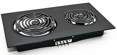 Parts & Accessories Cartridge Assy. Black AC110B NEW Jenn-Air Expressions Line Electric Coil Cooktop ()