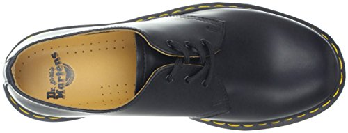 Cordones Adulto Smooth Martens Dr Negro Smooth de Zapatos 1461PW Black 59 Unisex S8YRSZq4w7