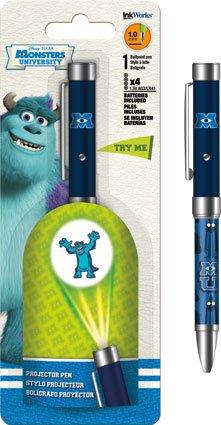 Proyector Pen – Disney – Monsters University linterna 1,0 mm ...