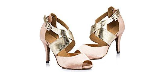 TDA - Zapatos de tacón  mujer Rosa