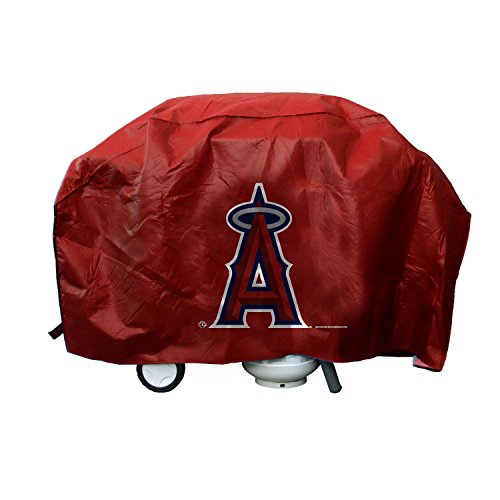 (Rico Industries MLB Los Angeles Angels Economy Grill Cover)