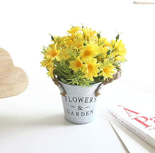Charmly Artificial Arrangements Centerpieces Daisy Spring product image