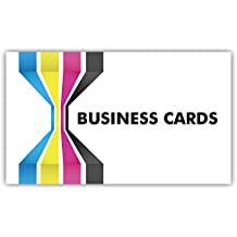 Kachy Design - Custom Printed Business Cards - 16PT (Thick) - Glossy or Matte - Professional (1000 Business Cards)