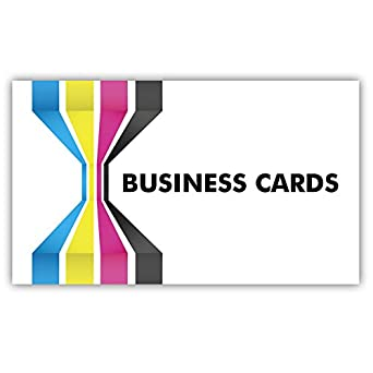 Amazon kachy design custom printed business cards kachy design custom printed business cards professional 16pt thick glossy reheart Choice Image
