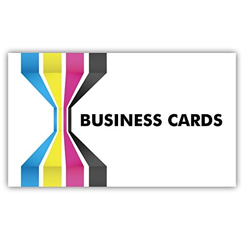 Kachy Design - Custom Printed Business Cards - 16PT (Thick) - Glossy or Matte - Professional (1000 Business Cards) by Kachy Design