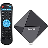 DOLAMEE Android TV Box Rockchip RK3229 Quad-core 1GB RAM 8GB ROM 4K Mini PC Player with WIFI HDMI 2.0