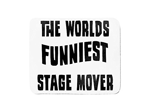 Mousepad with THE WORLD'S FUNNIEST Stage Mover (Mouse Mover)