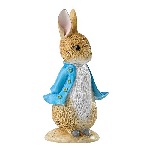 Beatrix Potter Peter Rabbit Mini Figurine ()