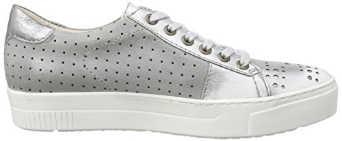 Mjus Argento Silber Sneakers Top Iceberg 785117 Women's Low Silver rwqrSTf