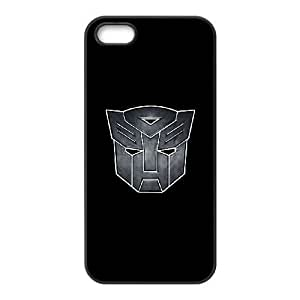 iPhone 5,5S Phone Cases Black Transformers2 CKL834006