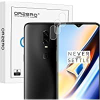 [3 Pack] Orzero for Oneplus 6T Camera Lens Flexible Glass...