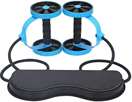 Roller Wheel At Home Workout Multifunctional Ab Roller Easy To Use Ab Trainers