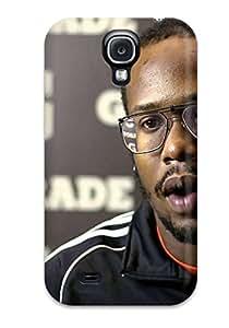 New Design Shatterproof CNHzdEi6922KVIOT Case For Galaxy S4 (von Miller)