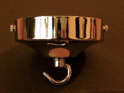 D586b/gancho diseño de lámpara de araña bronce rosa de techo ...