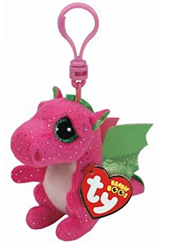 Image Unavailable. Image not available for. Color  TY Beanie Boos Darla the  Dragon ... 79fa9dfbadfa