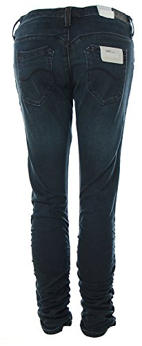 Blau Blu Blu Donna Jeans Jeans Donna Lee Lee wqxPO0Z7F